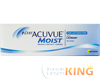 1-Day Acuvue Moist Toric (30)